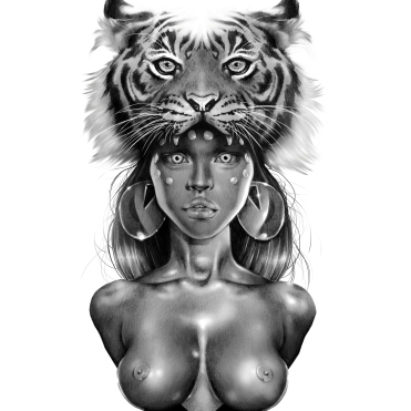 tigernudie copy